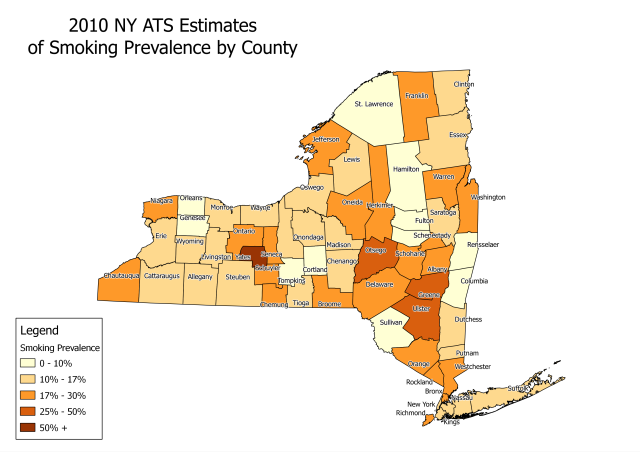 county smoking prevalence